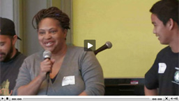 Renita Pitts talks about mentoring at the ULD Conference